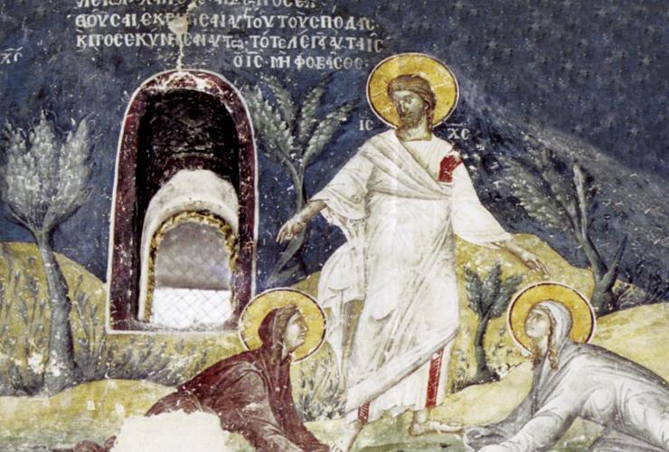 Sfintele Paști (prima zi)