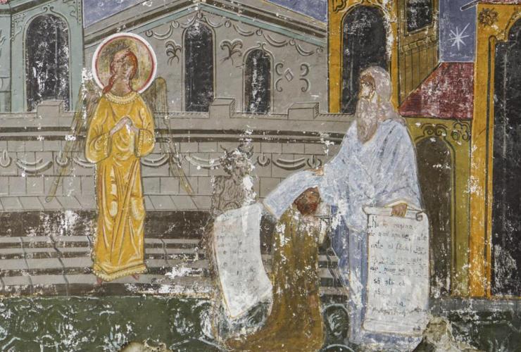 Taina Spovedaniei – Duminica, în timpul Utreniei